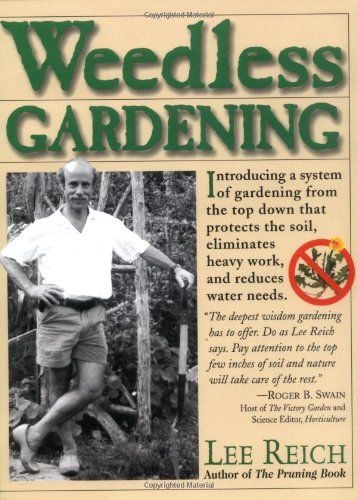 Weedless Gardening   2001 edition cover