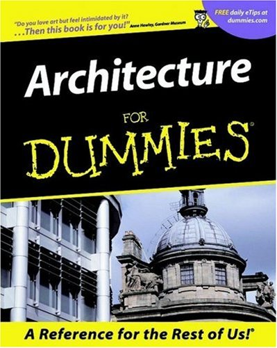 Architecture for Dummies�   2002 9780764553967 Front Cover