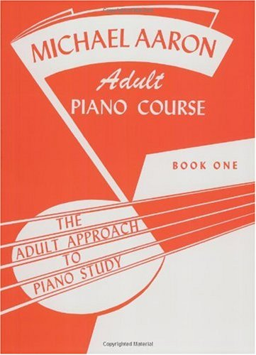 Adult Piano Course   1985 edition cover