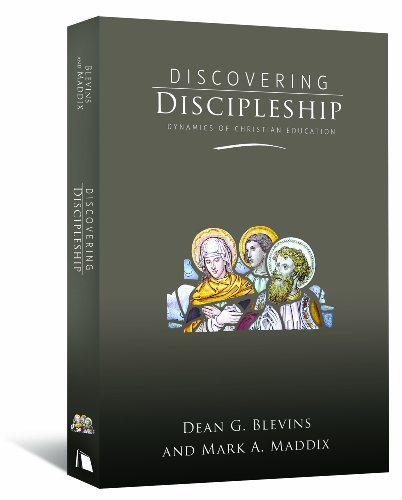 Discovering Discipleship Dynamics of Christian Education  2010 edition cover