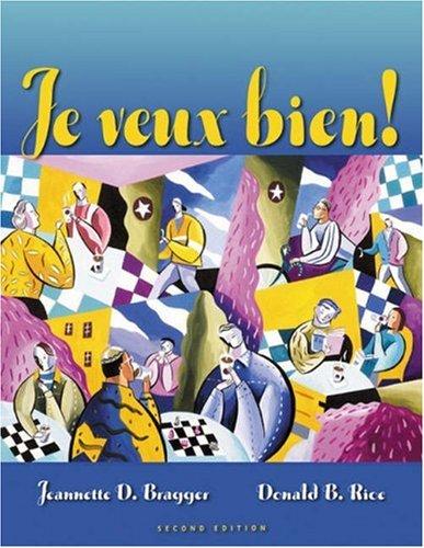 Je Veux Bien!  2nd 2002 (Revised) edition cover