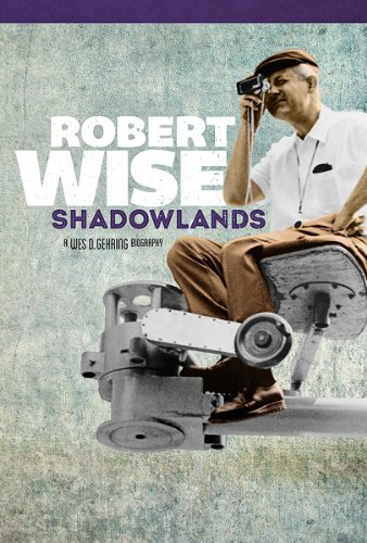 Robert Wise Shadowlands  2011 edition cover