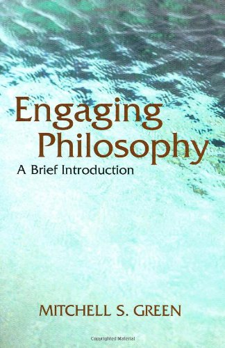 Engaging Philosophy A Brief Introduction  2006 edition cover