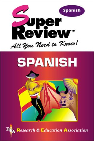 Spanish Super Review   2000 edition cover