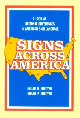 Signs Across America   1984 9780913580967 Front Cover