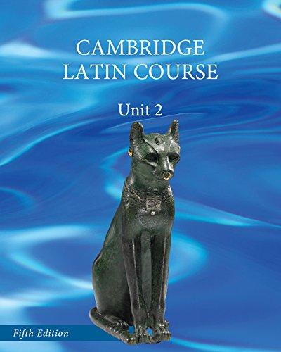 North American Cambridge Latin Course Unit 2 Student's Book  5th 2015 9781107070967 Front Cover