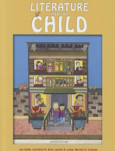 Literature and the Child  8th 2014 edition cover