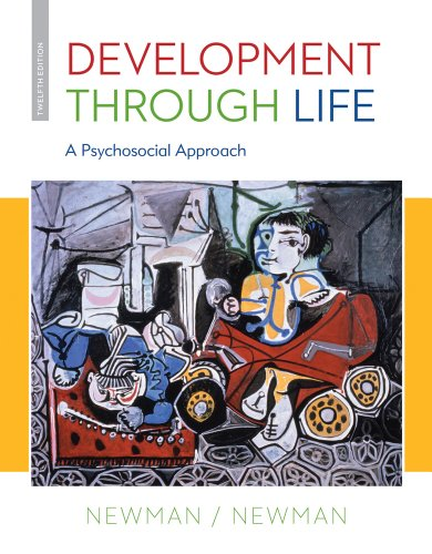 Development Through Life: A Psychosocial Approach  2014 edition cover