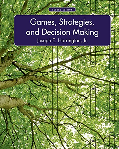 Games, Strategies, and Decision Making  2nd 2015 (Revised) edition cover