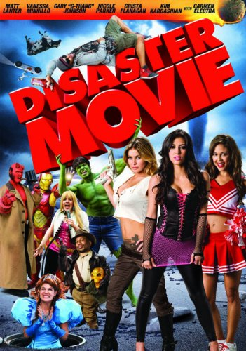 Disaster Movie (Fullscreen) System.Collections.Generic.List`1[System.String] artwork