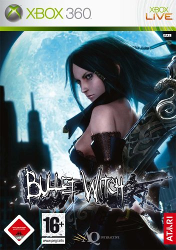 Bullet Witch Xbox 360 artwork
