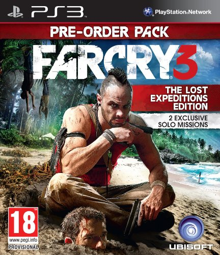 Far Cry 3 - The Lost Expeditions Edition (PS3) PlayStation 3 artwork