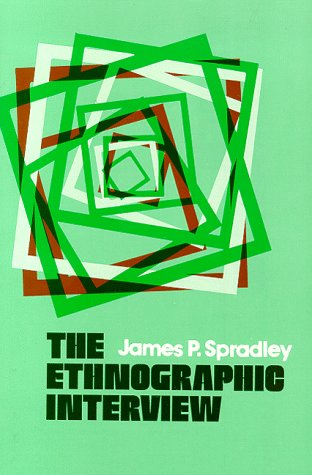 Ethnographic Interview   1979 9780030444968 Front Cover