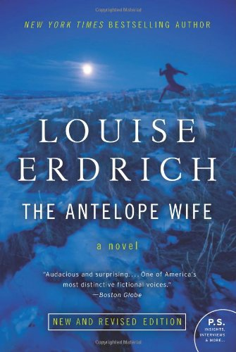Antelope Wife   2012 edition cover