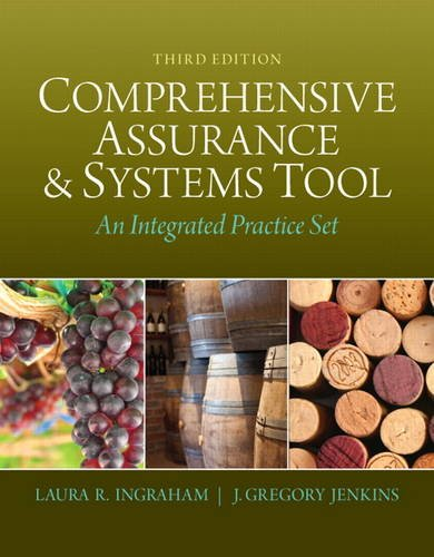Comprehensive Assurance and Systems Tool An Integrated Practice 3rd 2014 edition cover