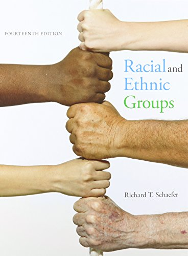 Racial and Ethnic Groups + New Mysoclab for Race and Ethnicity:   2014 9780134126968 Front Cover