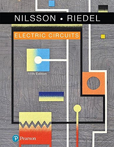 Electric Circuits:   2018 9780134746968 Front Cover