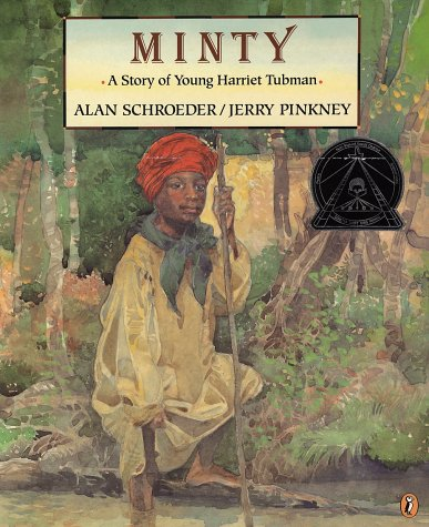 Minty A Story of Young Harriet Tubman N/A edition cover