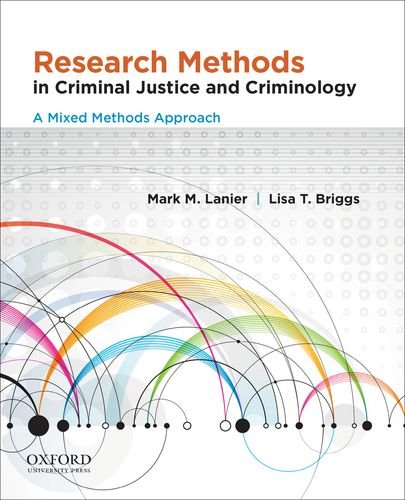 Research Methods in Criminal Justice and Criminology A Mixed Methods Approach  2014 edition cover