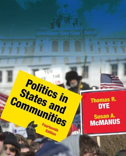 Politics in States and Communities  14th 2012 edition cover