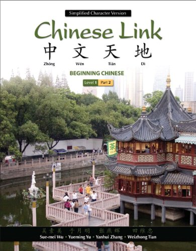 Chinese Link Beginning Chinese 2nd 2011 edition cover