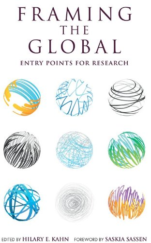 Framing the Global Entry Points for Research  2014 9780253012968 Front Cover