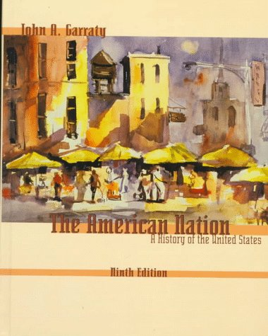 American Nation A History of the United States 9th 1998 9780321012968 Front Cover