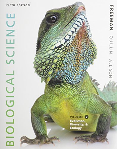Biological Science + Masteringbiology With Pearson Etext:   2013 edition cover