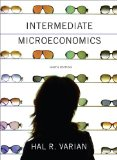 Intermediate Microeconomics: A Modern Approach 9th 2014 9780393123968 Front Cover