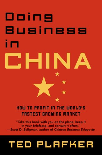 Doing Business in China How to Profit in the World's Fastest Growing Market N/A edition cover