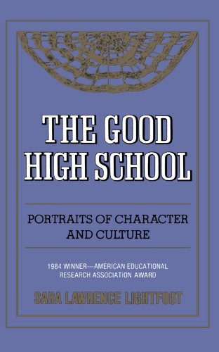 Good High School Portraits of Character and Culture N/A edition cover