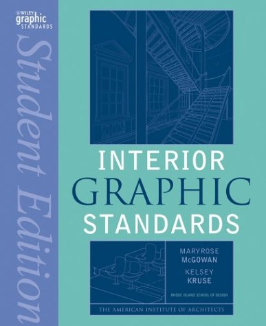 Interior Graphic Standards   2004 (Student Manual, Study Guide, etc.) edition cover