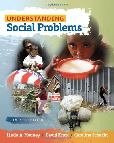Understanding Social Problems  7th 2011 9780495812968 Front Cover
