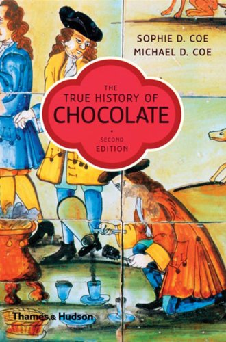 True History of Chocolate  2nd 2008 (Revised) edition cover