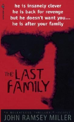 Last Family A Novel Reprint 9780553574968 Front Cover