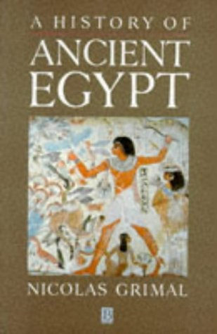 History of Ancient Egypt   1994 edition cover