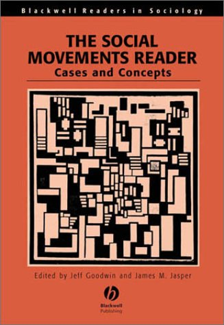 Social Movements Reader Cases and Concepts  2003 edition cover