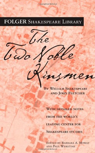 Two Noble Kinsmen  N/A edition cover