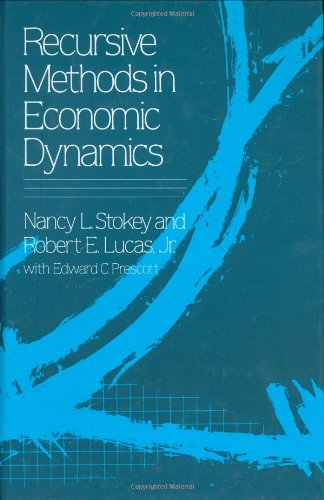 Recursive Methods in Economic Dynamics   1989 edition cover
