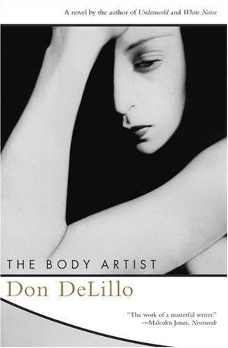 Body Artist A Novel  2002 (Reprint) edition cover