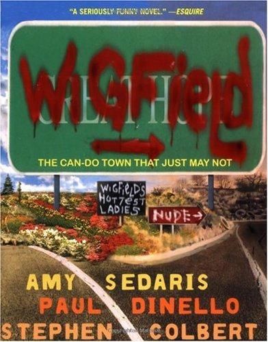 Wigfield The Can-Do Town That Just May Not N/A edition cover