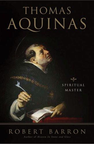 Thomas Aquinas Spiritual Master 2nd 2008 edition cover