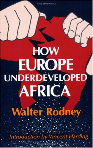 How Europe Underdeveloped Africa  1981 (Revised) edition cover