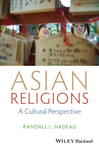 Asian Religions A Cultural Perspective  2014 edition cover