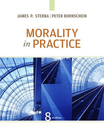 Morality in Practice  8th 2013 edition cover