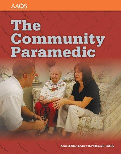 Community Health Paramedicine   2018 9781284040968 Front Cover