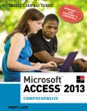 Microsoft Access 2013: Comprehensive  2013 9781285168968 Front Cover