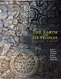 Earth and Its Peoples A Global History, Volume II: Since 1500 6th 2015 edition cover