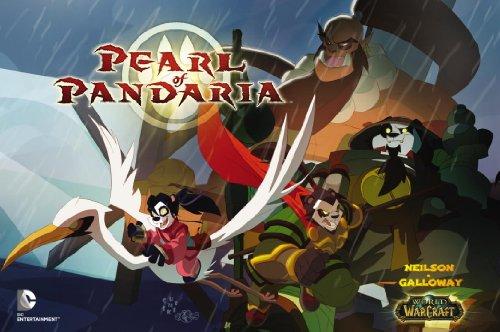 Pearl of Pandaria   2013 9781401243968 Front Cover