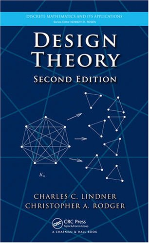 Design Theory  2nd 2011 (Revised) edition cover
